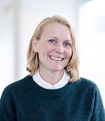 Porträtt Åsa von Berens