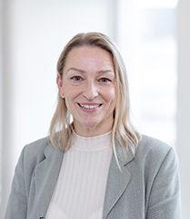 Porträtt av Åsa Hedberg Rundgren