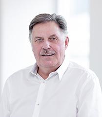 Porträtt Lennarth Johansson