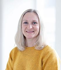 Porträtt Helena Strehlenert