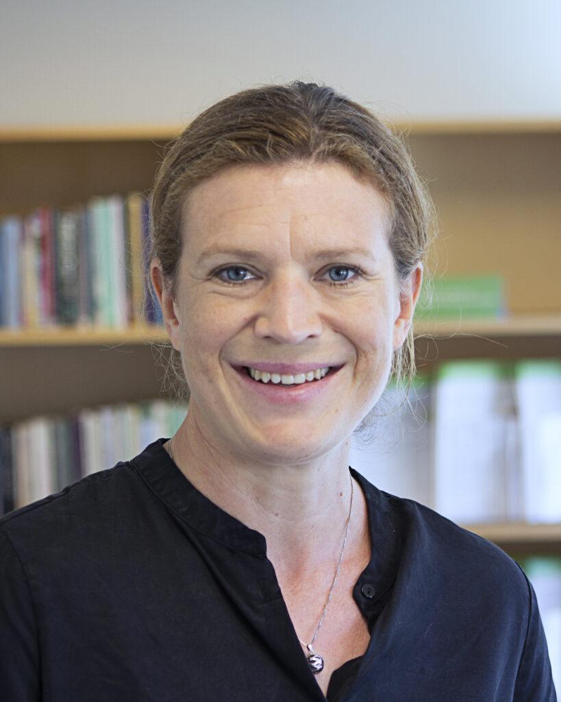 Porträttbild på Charlotta Ryd