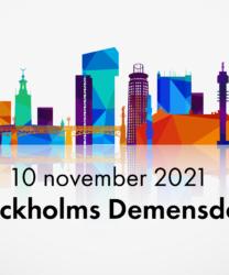 Logotyp för Stockholms demensdag.